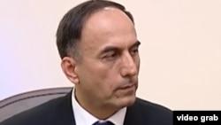 Заместитель премьер-министра Таджикистана Азим Иброхим.