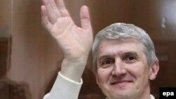 "Бывший глава компании ""МЕНАТЕП"" Платон Лебедев. Москва, 2009 год."