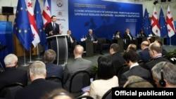 """საერთაშორისო კონფერენცია: """"ეკონომიკური ინტეგრაცია ევროკავშირთან - პერსპექტივები და შესაძლებლობები"""""""