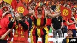 Уболівальники збірної Бельгії