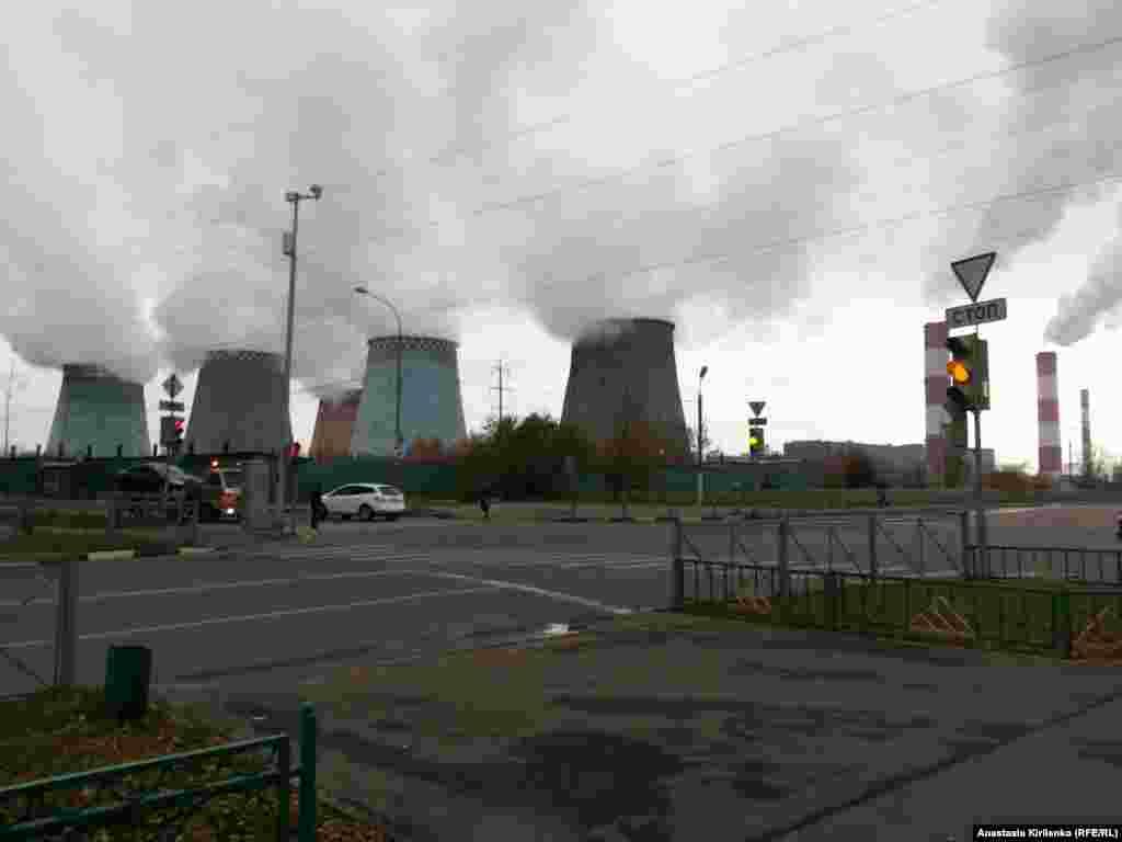 Бирюлево: закрытие овощебазы