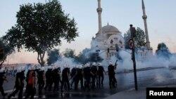 Истанбул шәһәре, 3 июнь 2013