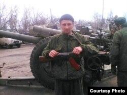 Іван Яровий, білорус, який воює на боці угруповання «ДНР»