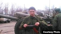 Іван Яравы, беларускі баец з пазыўным «Пушкін»