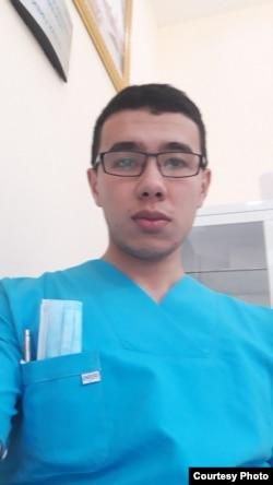 Garayev worked as a cardiologist in Ashgabat.