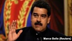 Presidenti i Venezuelës, Nicolas Maduro, foto nga arkivi.