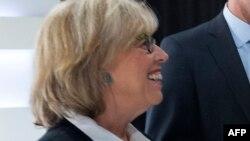 الیزابت ترودو سخنگوی وزارت خارجه امریکا