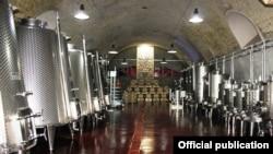 Крым, винодельня «Массандра»
