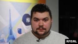 Russian activist Oleg Melnikov