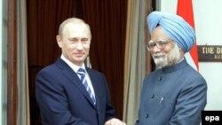 От Владимира Путина ждут того, что масштабы сотрудничества России и Индии будут существенно расширены.