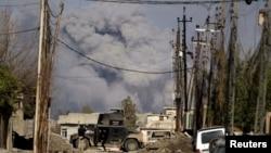 Luftimet në Mosulin Perëndimor, 10 mars 2017