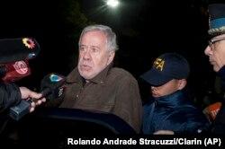 Аргентинский бизнесмен, вице-президент строительной фирмы Херардо Феррейра, задержанный по коррупционному делу