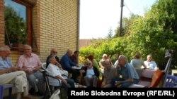 Mirko Tepavac na poslenjem druženju na Fruškoj Gori