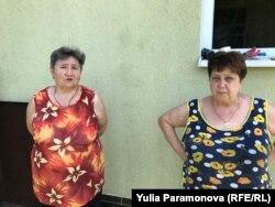 Наталья Масс и Татьяна Шурунова