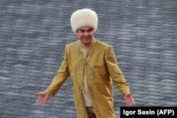 Turkmenistanski predsednik Gurbanguli Berdimuhamedov