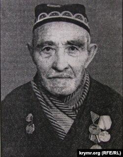Отец Несибе Бурсеитовой