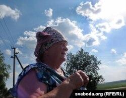 Вёска Пагарэлае. Стаўпецка-нясьвіскае Панямоньне, чэрвень 2016.
