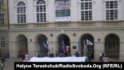 Дзень Беларускай вайсковай славы ў Львове, 8 верасьня 2011 году