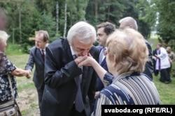 Віцэ-сьпікер Сэйму Польшчы Рышард Тэрлецкі