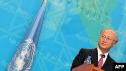 Глава МАГАТЭ Юкия Амано.