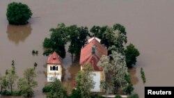 Poplave u Češkoj