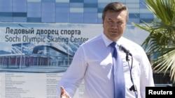Нависанда Виктор Янукович