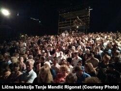 """Publika je počela da se smeje od trećeg minuta predstave, ukapirali su """"šifru"""" predstave, rekloa je Mandić Rigonat"""