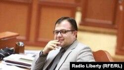 سید حفیظ الله هاشمی سخنگون کمیسیون انتخابات افغانستان