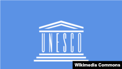 UN - Official flag of the UNESCO, generic