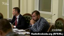 Народний депутат від Радикальної партії Ляшка Сергій Рибалка