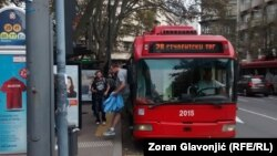 Gradski prevoz u Beogradu, ilustrativna fotografija