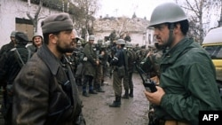 Srpske paravojne formacije i JNA u Vukovaru 1991. godine