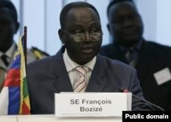 Франсуа Бозизе