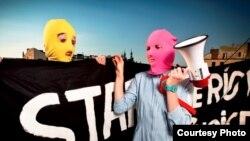 Оьрсийчоь -- Pussy Riot-ан барамехь