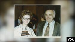 Батько та мати Майкла Пауела