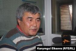 Саясат таануучу, профессор Аалыбек Акунов. 0701.2012.