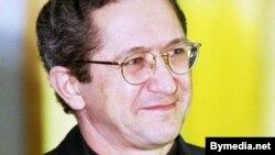 Уладзімер Замяталін, намесьнік прэм'ер-міністра Рэспублікі Беларусь, травень 1999 году