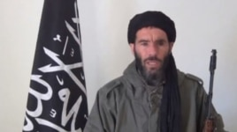 Mokhtar Belmokhtar, identified by the Algerian Interior Ministry as the leader of a militant Islamic group thought to be behind the kidnappings.