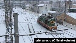 Ілюстраційне фото: «кримська залізниця»