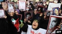 Протестите против режимот на либискиот лидер Моамер Гадафи