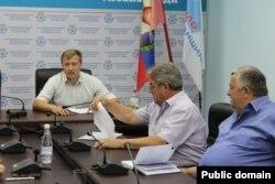 Виконувач обов'язків так званого «міністра сільгоспу» «ЛНР» Руслан Сороковенко зробив таємничу заяву. Фото з сайту «міністерства сільського господарства» угруповання «ЛНР»