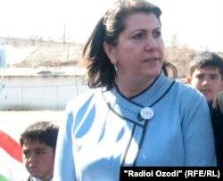 Эрин Элизабет МакКи, роҳбари идораи минтақавии USAID дар Осиёи Марказӣ