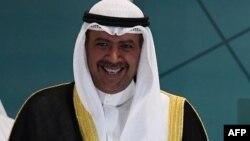 Президент Олимпийского совета Азии шейх Ахмад Аль-Фахад Аль-Сабах на открытии Азиатских игр в Джакарте. 18 августа 2018 года.