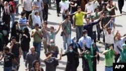 گوشههایی از راهپیمایی روز قدس در تهران
