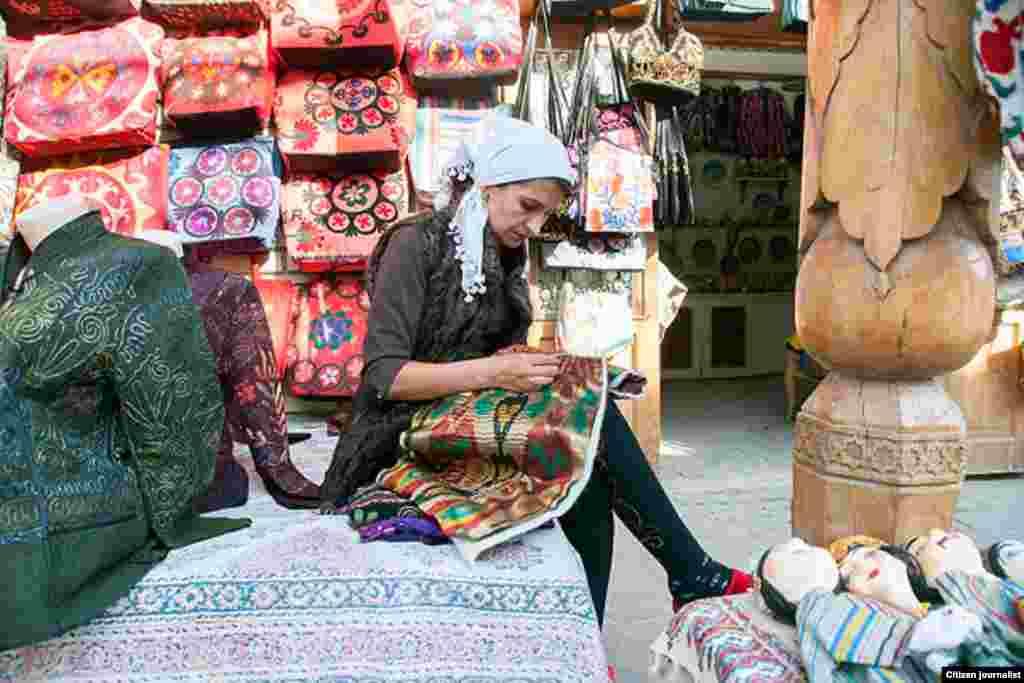 Uzbekistan / Russia - Photographer Alexey Smyshlyaev in Uzbekistan
