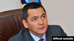Партия лидери Өмүрбек Бабанов