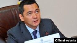 Бывший премьер-министр Кыргызстана Омурбек Бабанов.