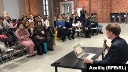 Камил Галиев лекциясендә