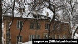 Дом на улице Мельничной