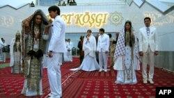 Свадьбы в Ашхабаде